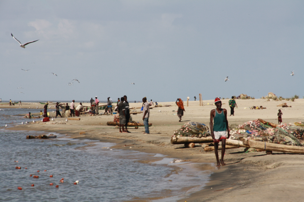 SMALL FISH, BIG POTENTIAL: A better use of fisheries in the South Saharan drylands can have great impact. Professor Jeppe Kolding is lead author of a report published by the UN, concluding that fishing as well as farming will be important.