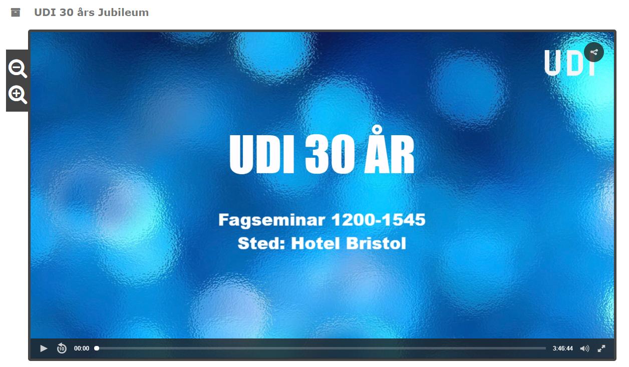 UDI 50 years