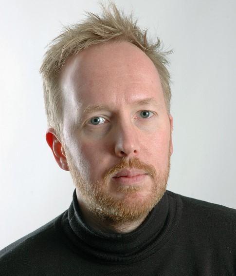 Portrett av Skodvin