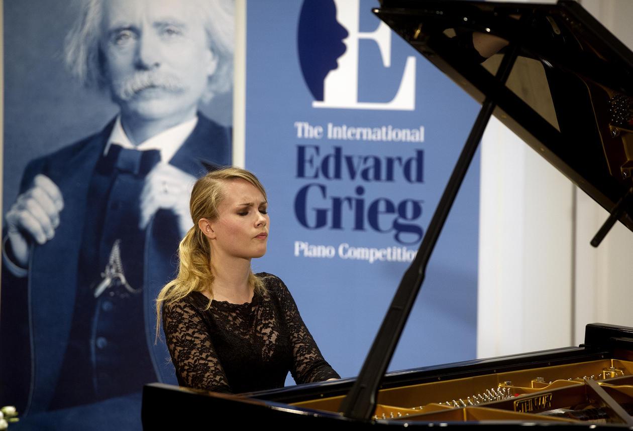 Edvard Grieg Internasjonale Pianokonkurranse