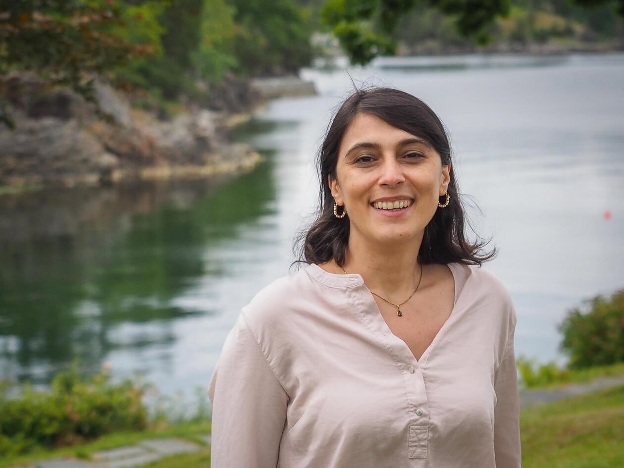 Marija Slavkovik instituttleder InfoMedia UiB
