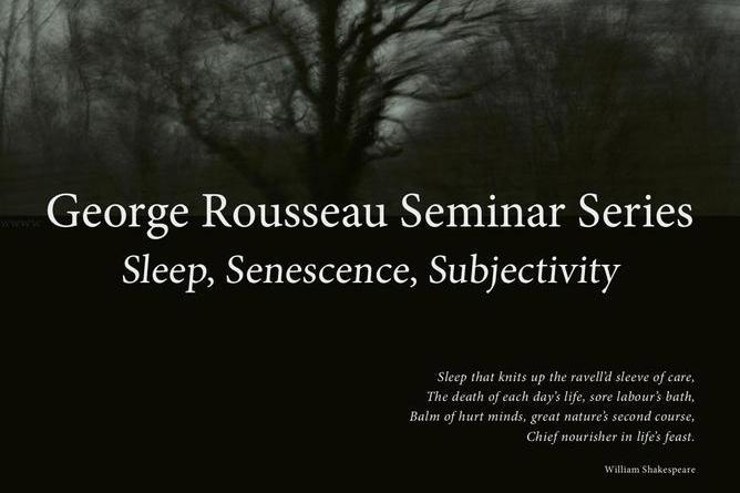 Sleep, Senescence, Subjectivity