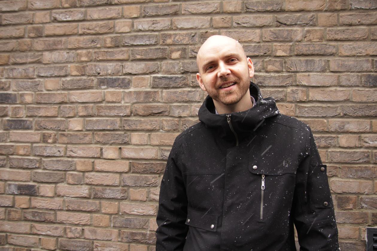 Anders Sleire tar næringsdoktorgrad ved Matematisk institutt ved Universitetet i Bergen.