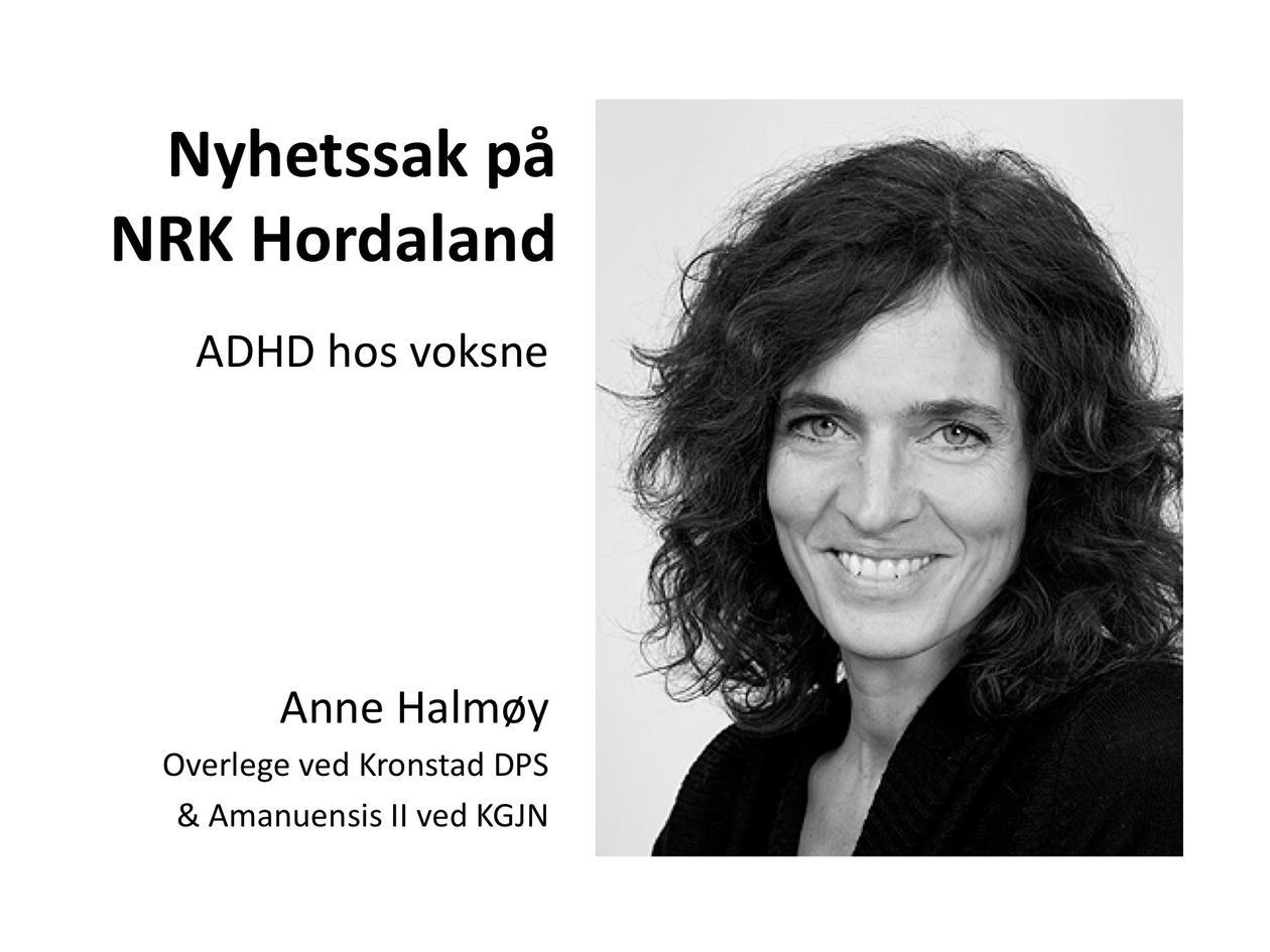 Bilde av Anne Halmøy