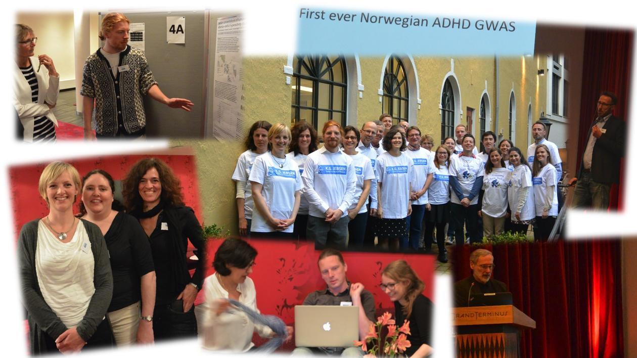 Bilder fra møtet