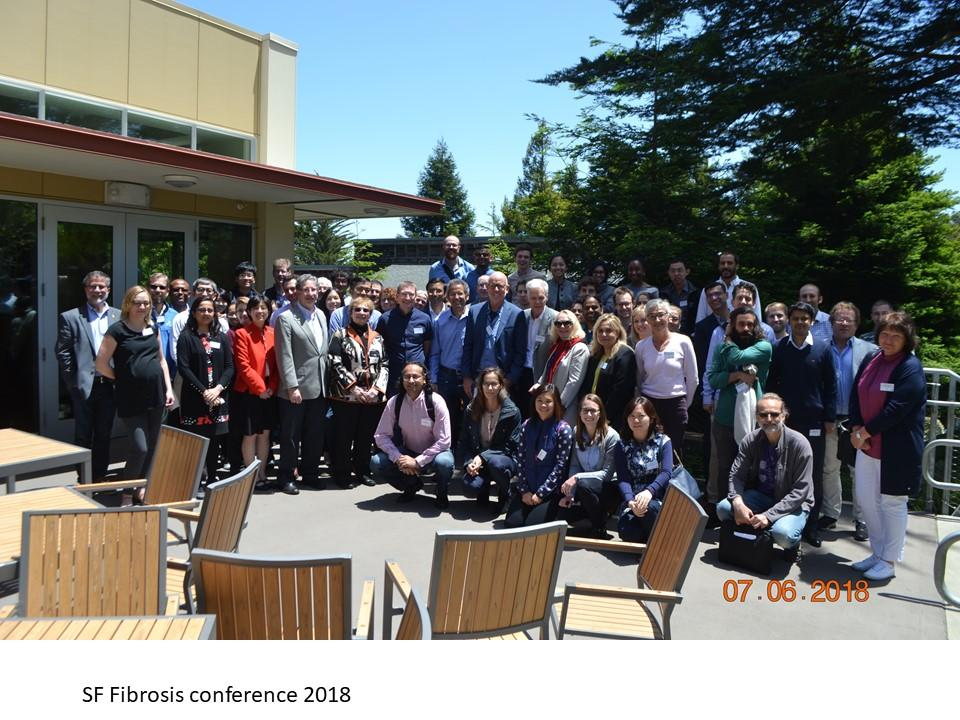 SF Fibrosis conference 2018