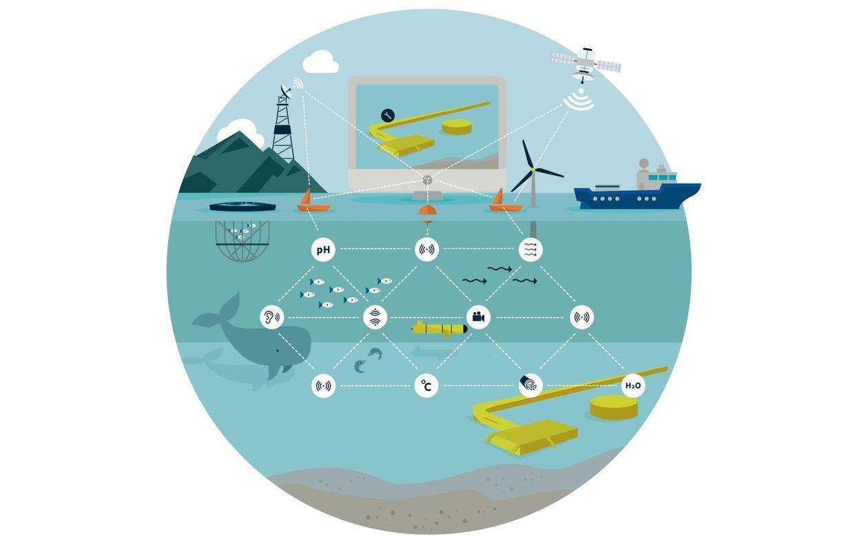 SFI Smart Ocean, UiB