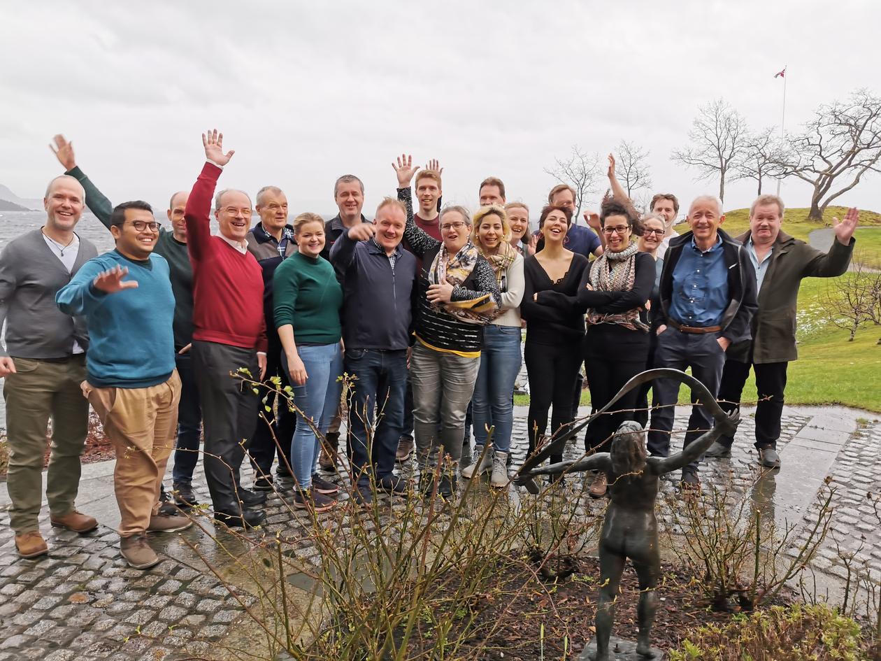 Participants at NNSN seminar