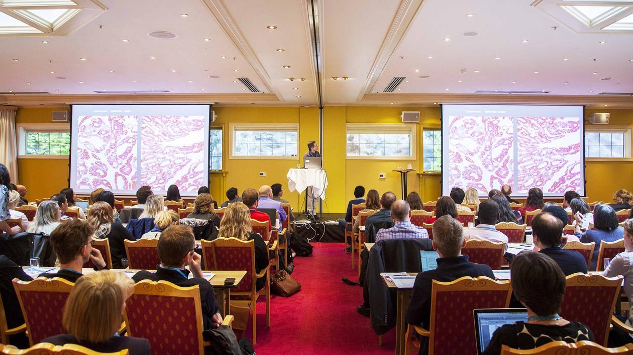 Solstrand symposium