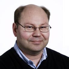 Passbilde Rune Søraas