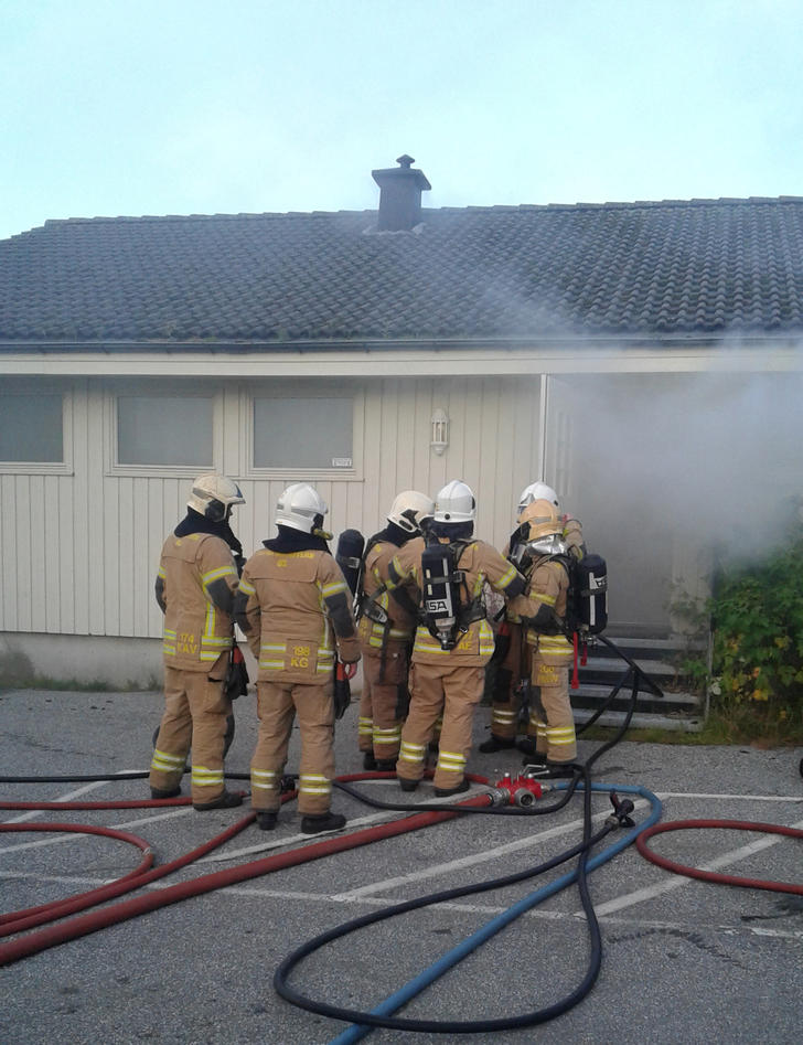 Sotra fire brigade