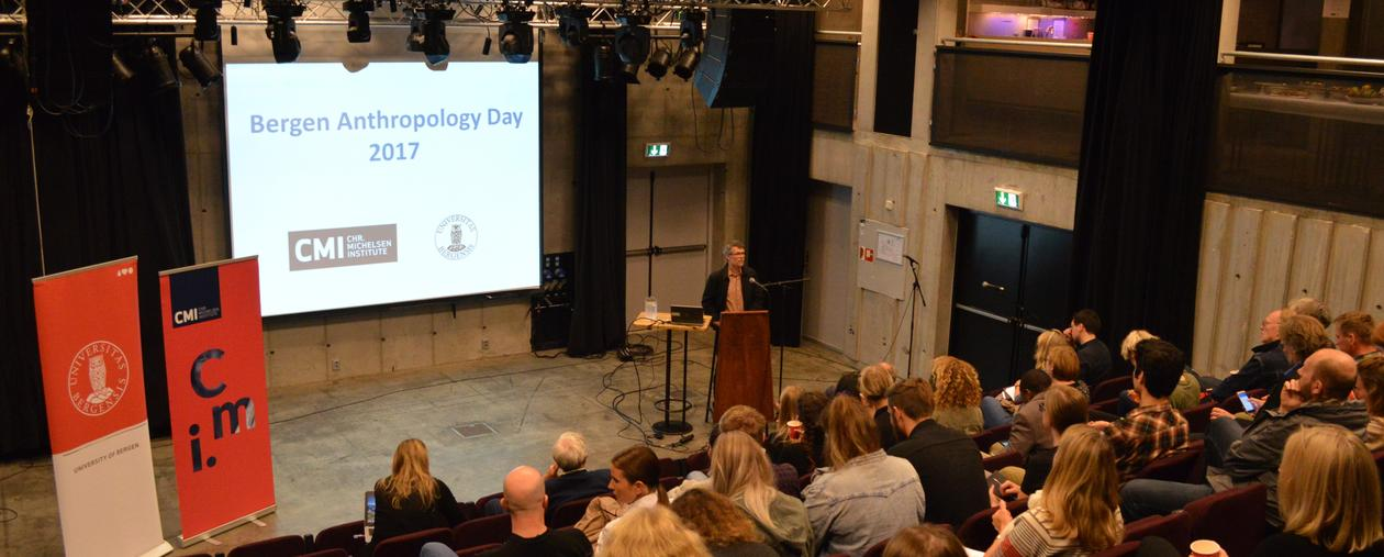 Bergen Anthropology Day 2017 Ståle Knudsen