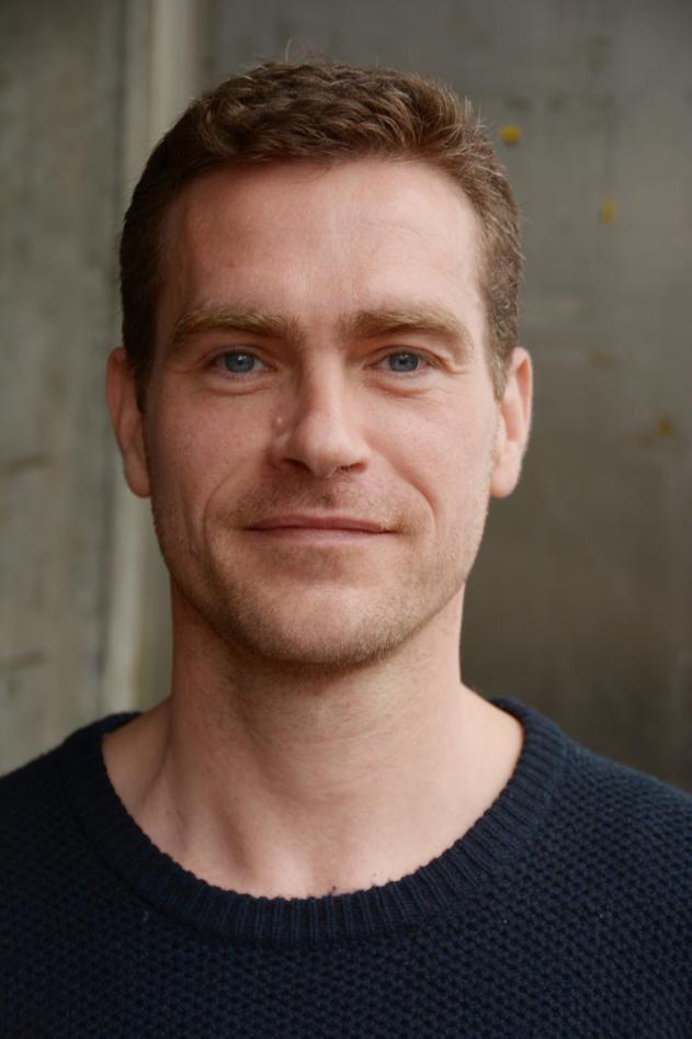 Portrett av Steffen Leth Jørgensen