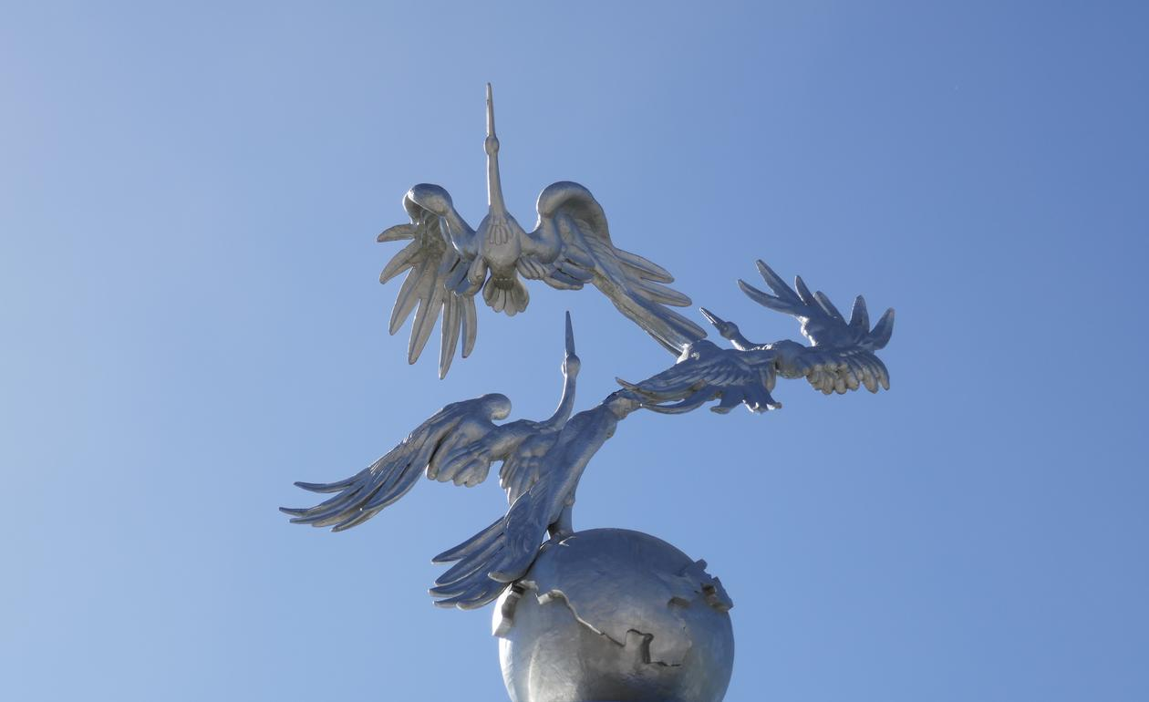 Storks of peace