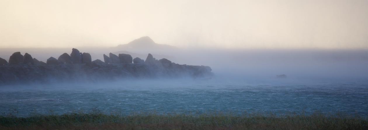 Storm i Lofoten