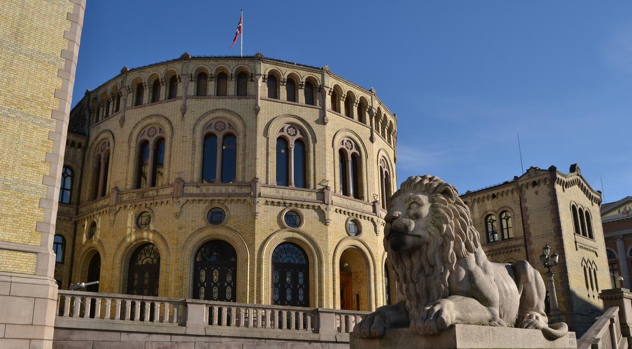 Illustrasjonsfoto: Det norske stortinget  (www.colourbox.no)