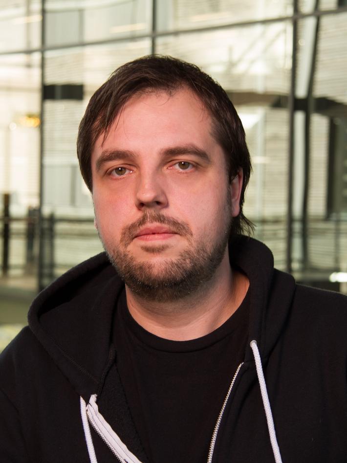 Portrettfoto Hans-Erik Straume