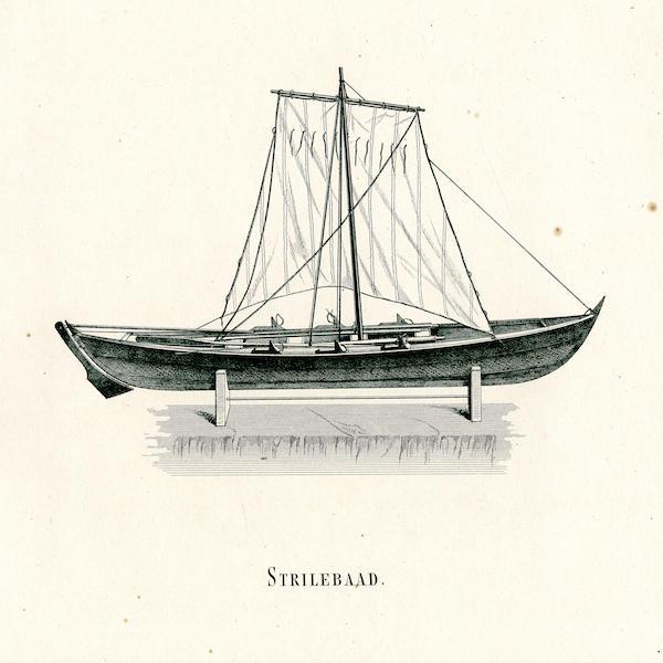 Strilebåt