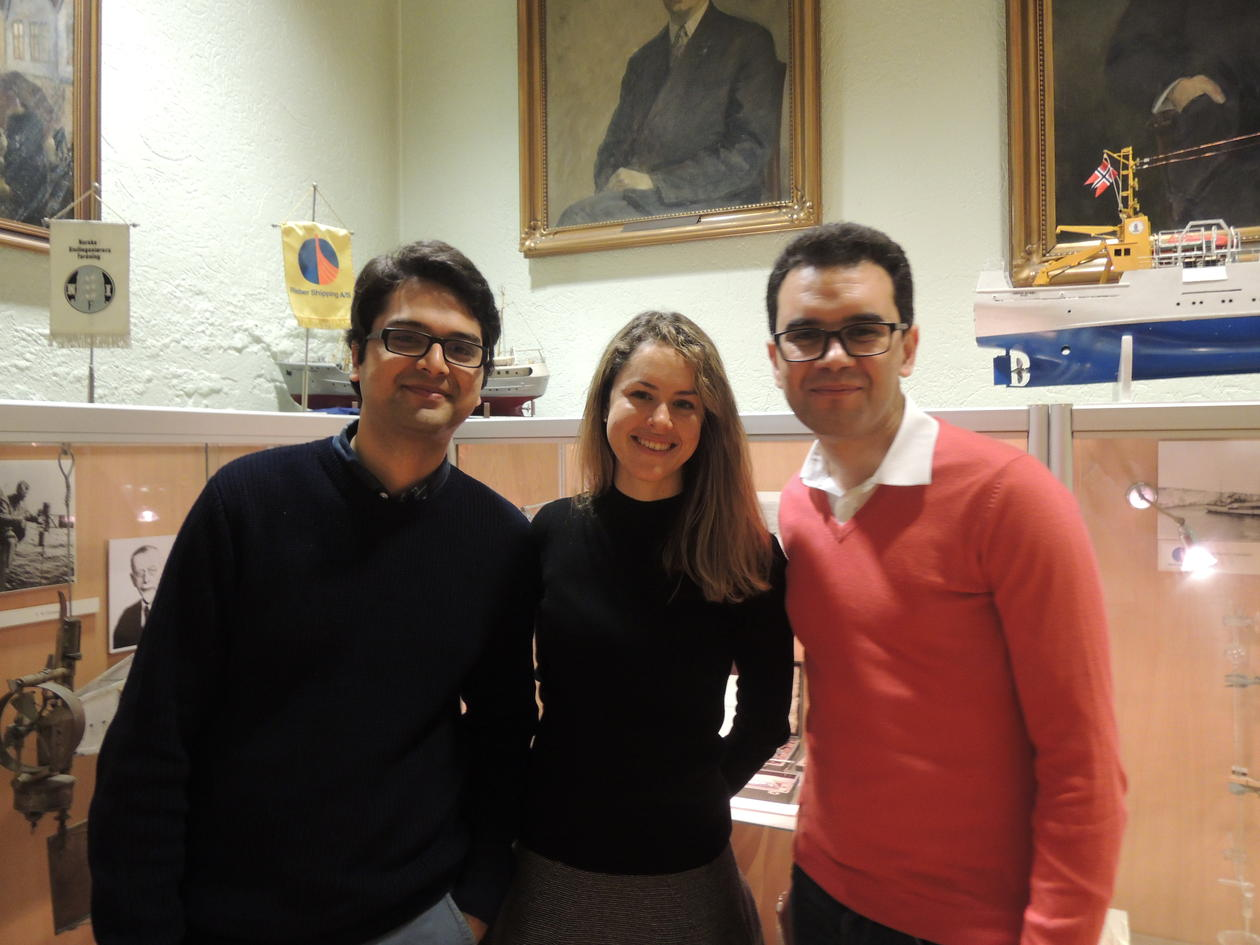 Sunney Fotedar, Estee Vermeulen and Rouzbeh Siavashi