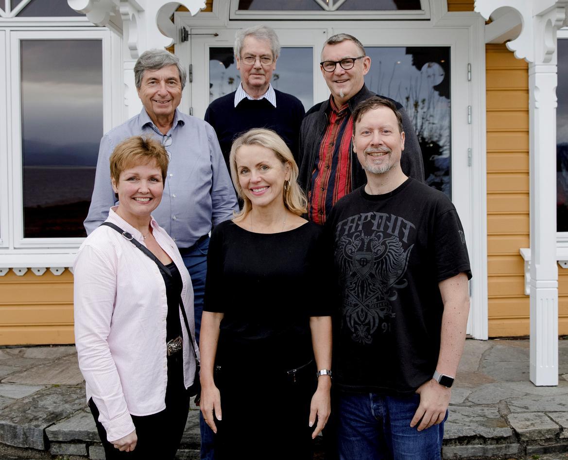 Bilde av styringsgruppen