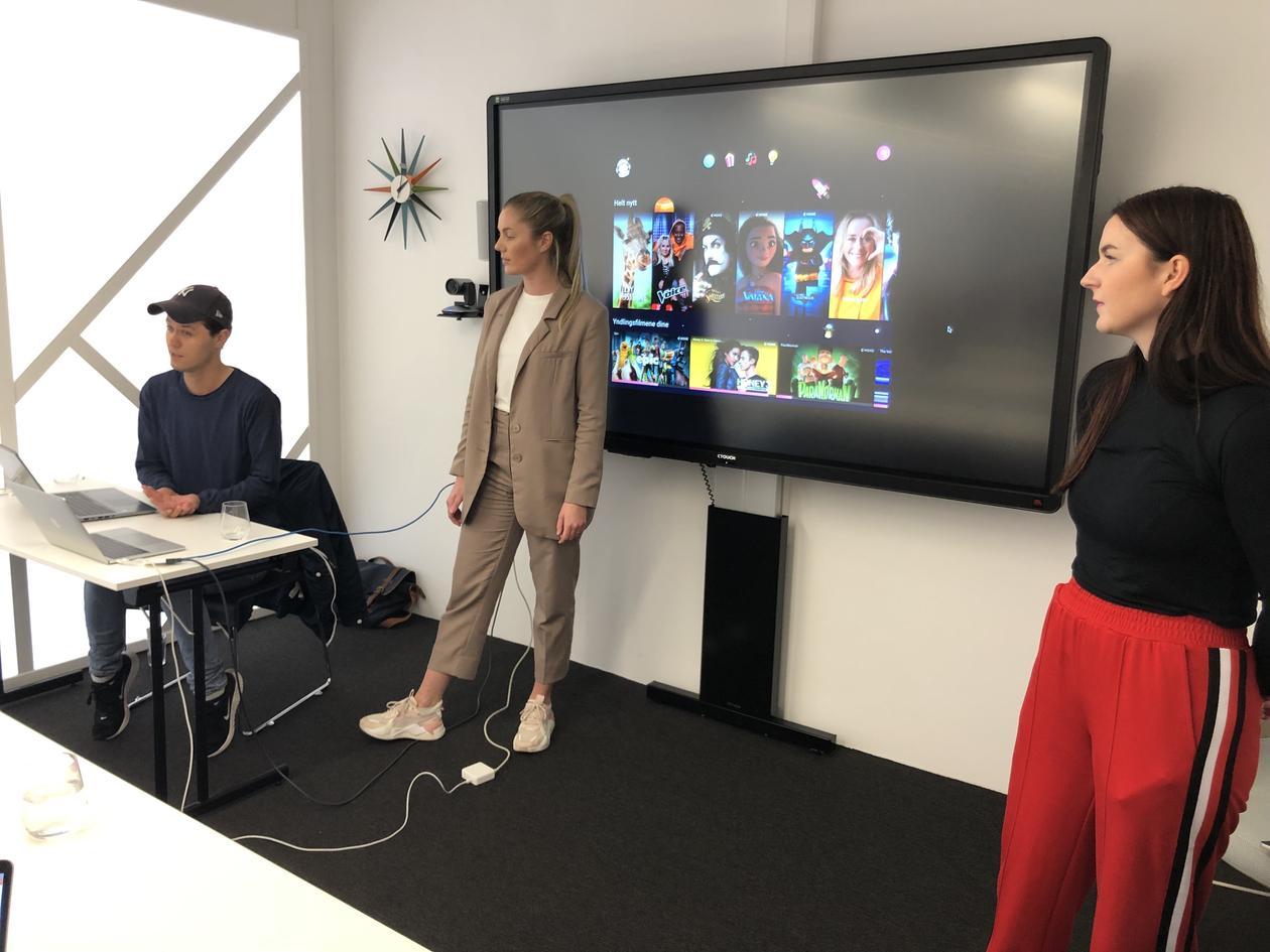 Presentasjon av TV 2 Sumo Kids