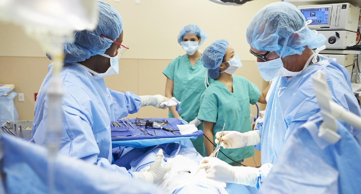 picture of operation theatre