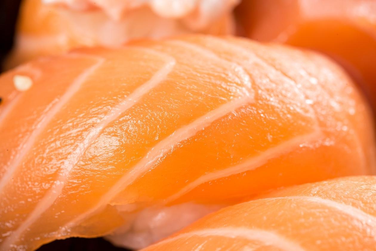 Sushi, illustrasjonsbilde