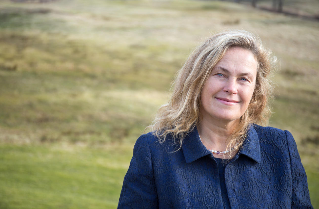 Professor Cecilie Svanes