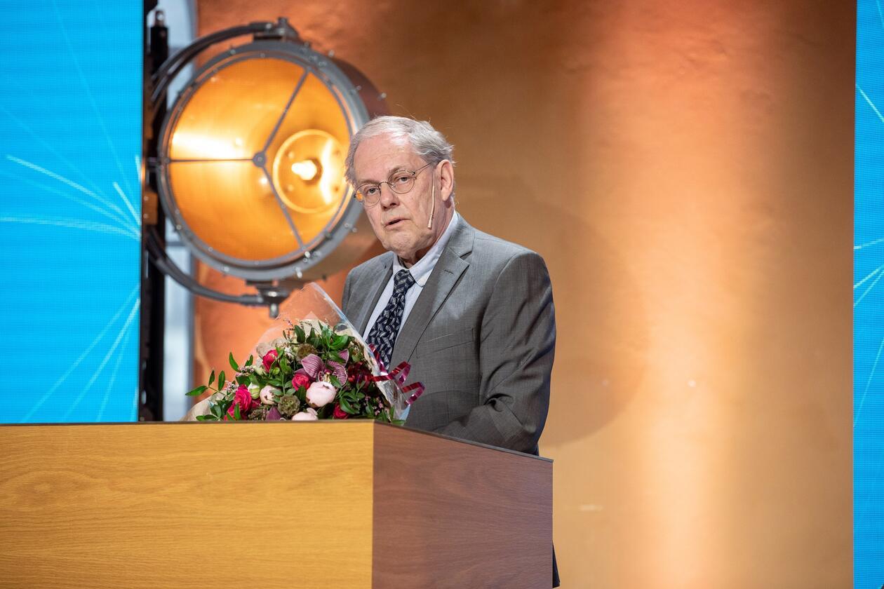 takketale Gunnstein Akselberg Christieprisen