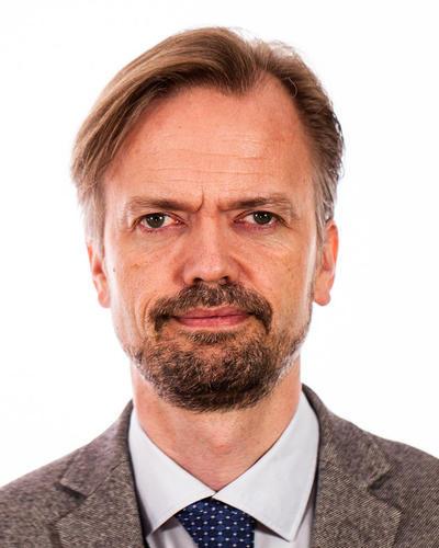 Portrettfoto av Knut Martin Tande