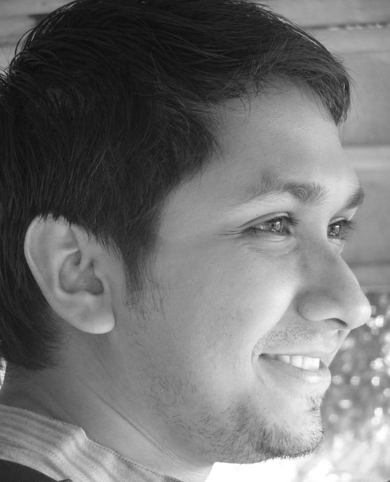 Portrait Tareq Hasan