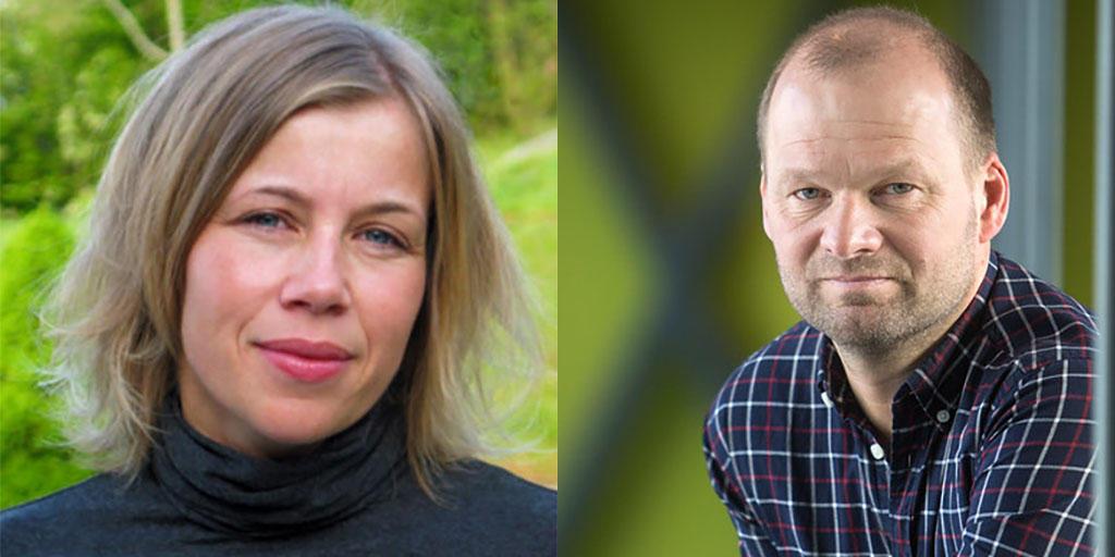 Sigrunn Eliassen and Øyvind Fiksen