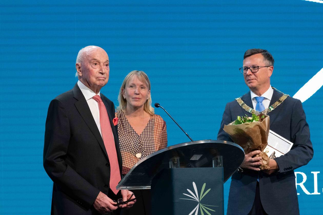 Christieprisen 2019 Jan Einar Greve