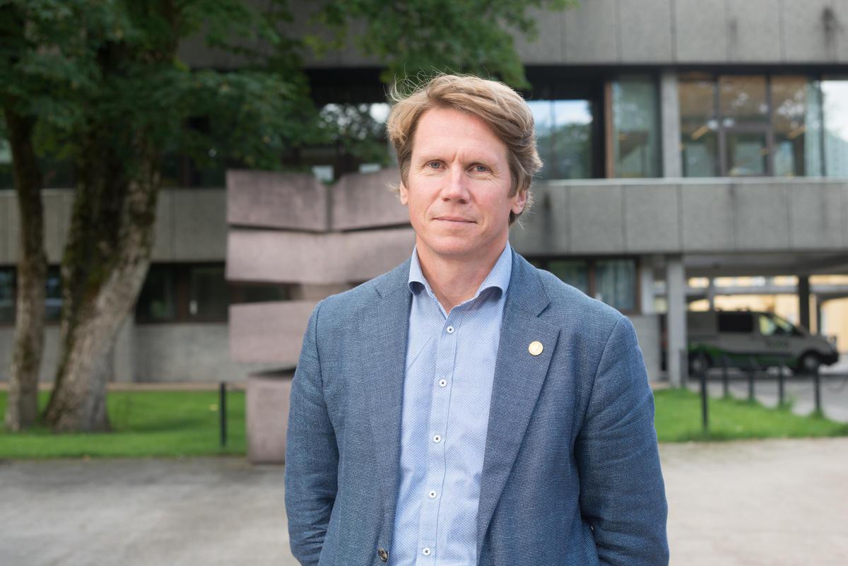 Dekan HF Jørgen Sejersted