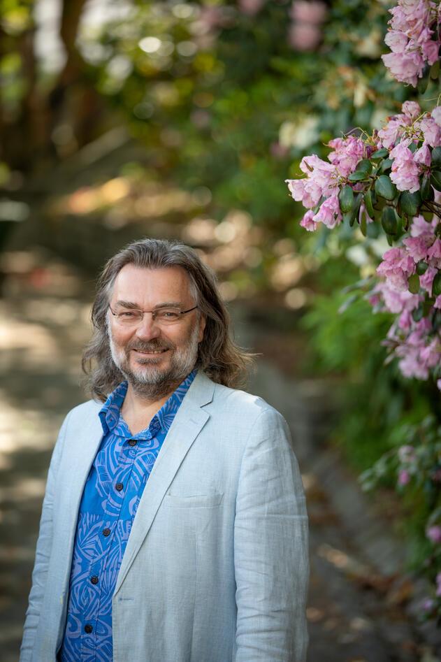 Scientific Director Edvard Hviding of SDG Bergen Science Advice, photographed in June 2021.