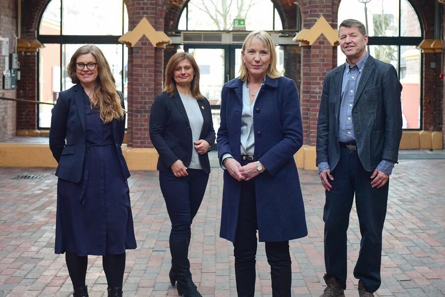 Rektorkandidat Team Hagen
