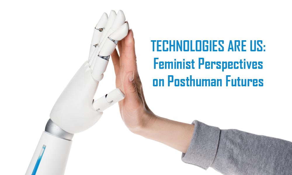 Robothånd møter menneskehånd