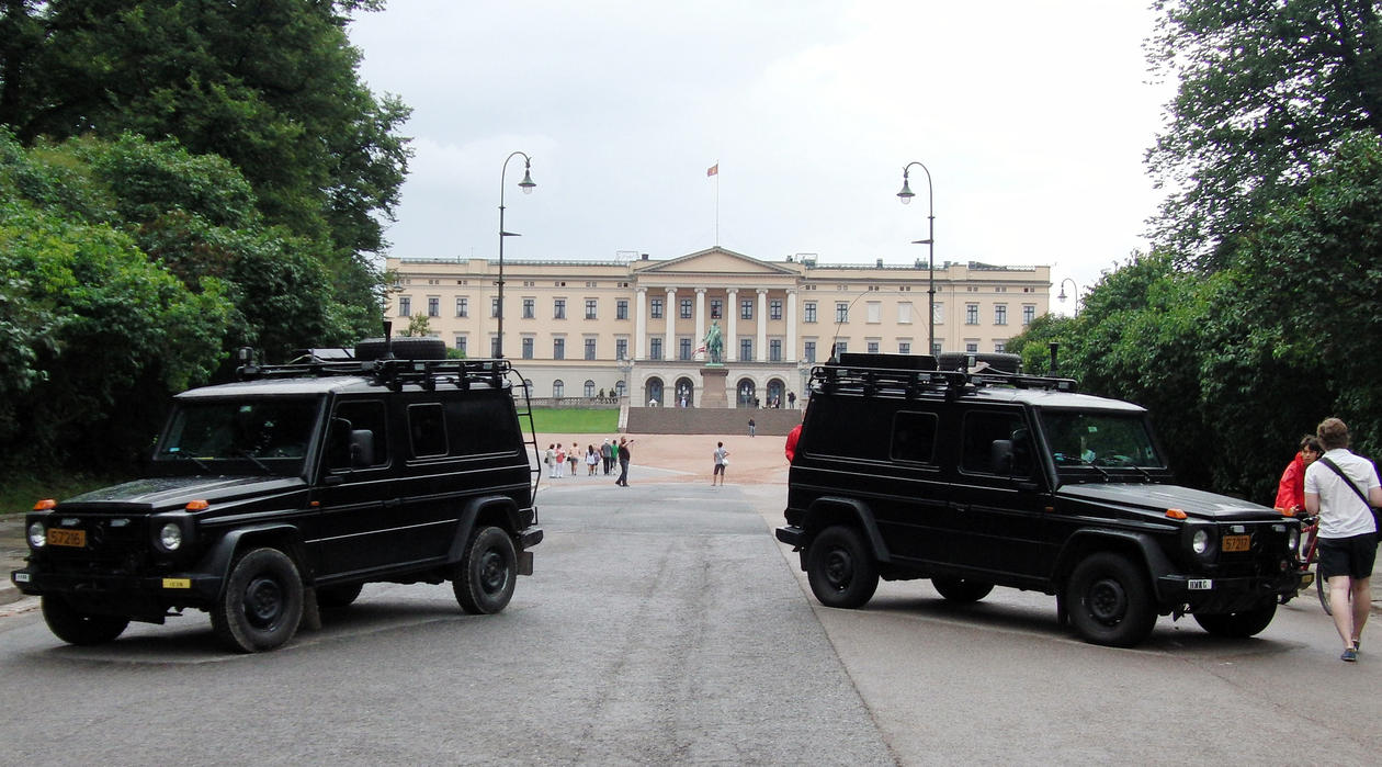 Illustration photo, terror acts in Norway on 22 July 2011
