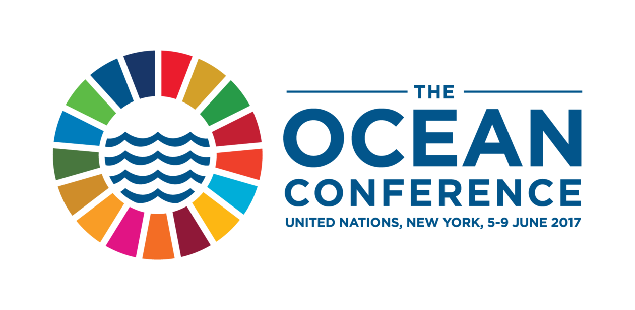 The United Nations Ocean Conference logo