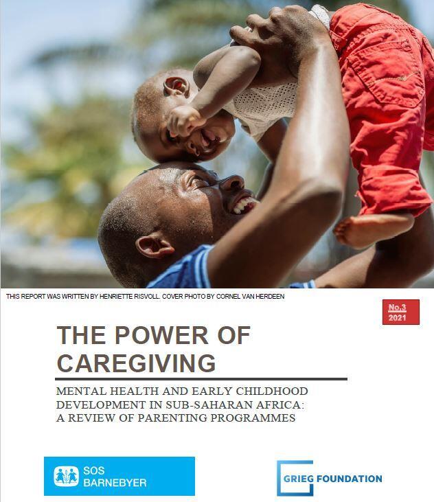 Forside rapport, The power of caregiving