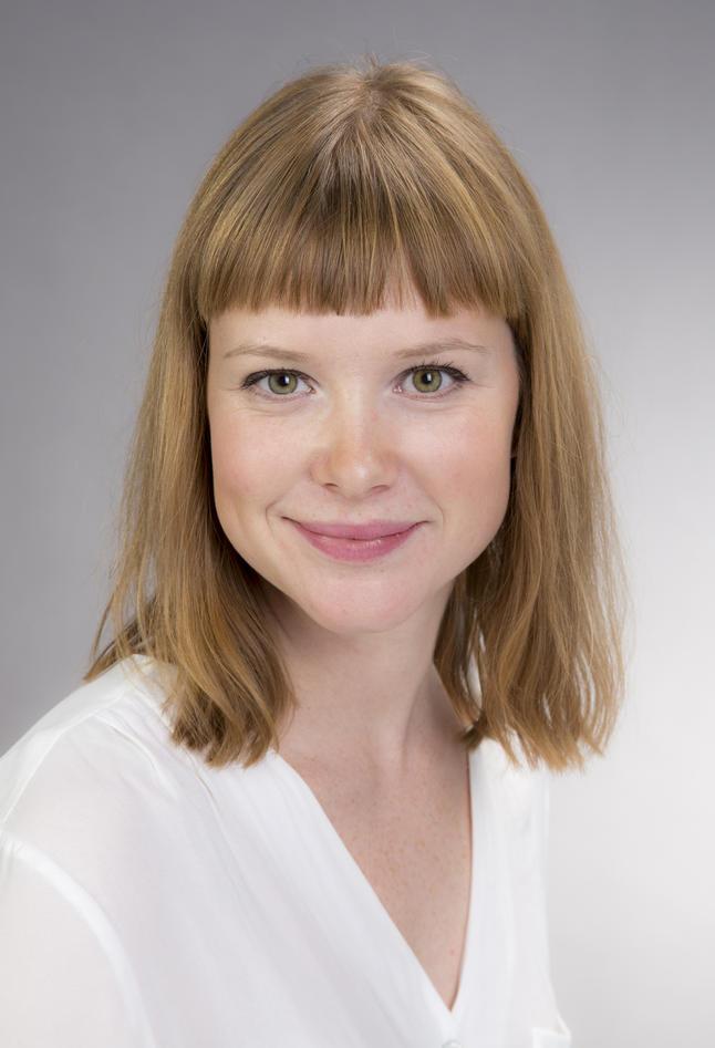 Portrettbile Camilla Kjellstadli