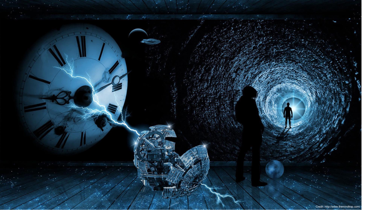 The Time Machine in You | Gene...