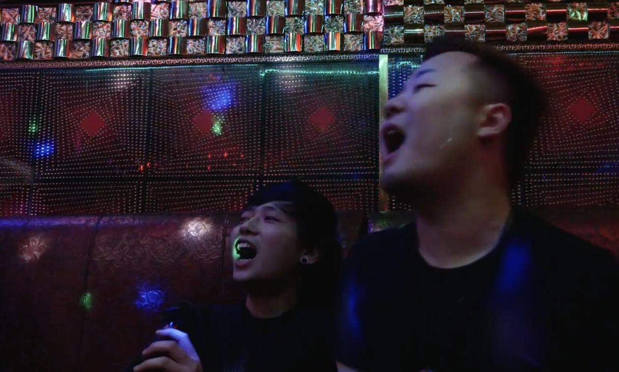 Stillbilde fra filmen Tokyo Pengyou av Jamie Coates