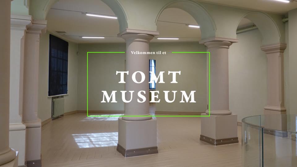 Velkommen til Tomt museum 18. august kl. 12 til 15