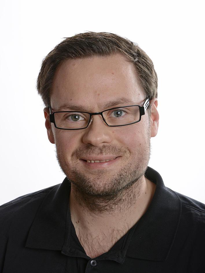 Portrettfoto Tor Lien Mjell