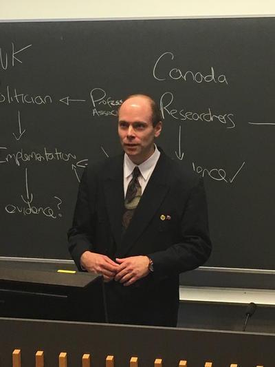 Professor Torgils Fossen