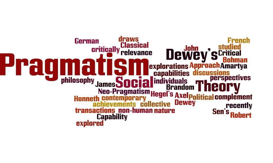 pragmatism research philosophy