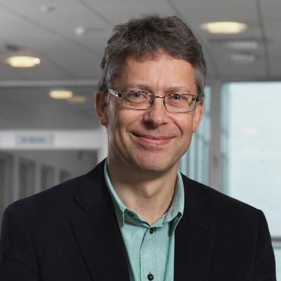 Psychiatrist Erik Rønneberg Hauge (Olaviken Gerontopsychiatric hospital)