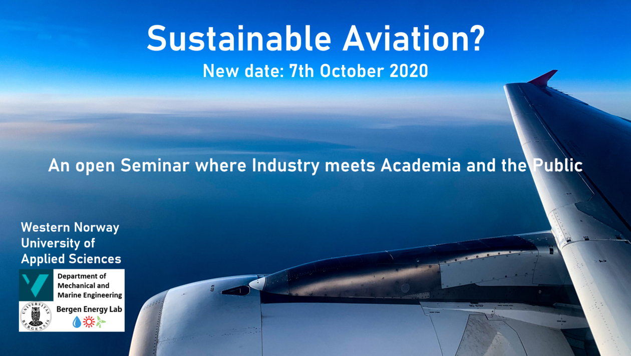 Header for sustainable aviation