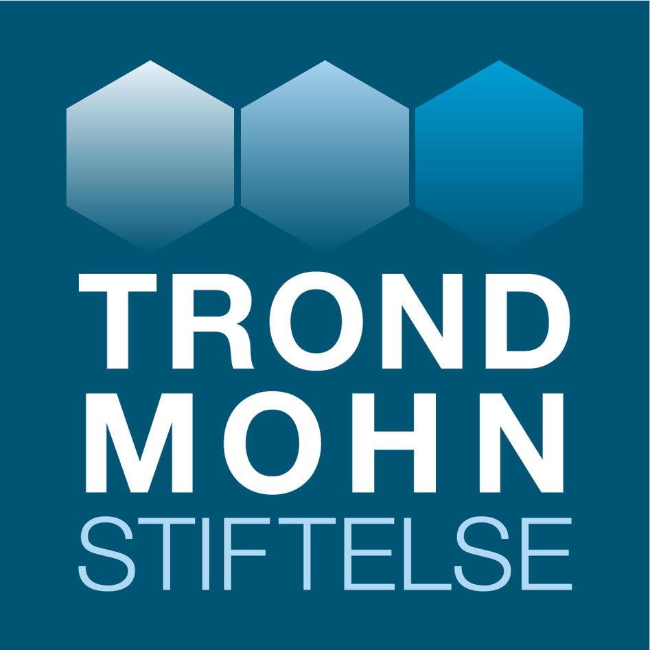 Tron Mohn Stiftelse logo